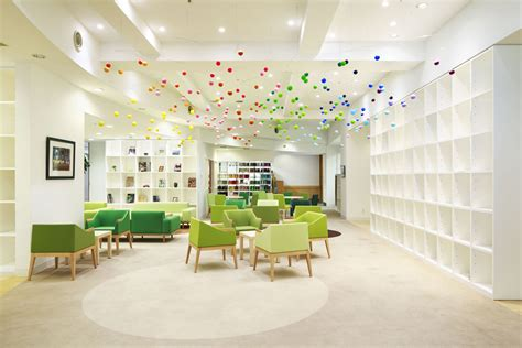 Nursing Home Interior Design Emmanuelle Moureaux Architecture Design Space