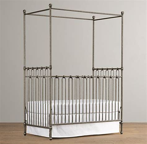 Restoration Hardware Iron Crib by The World S Catalog Of Ideas