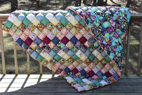 Rag Puff Quilt by Size Rag Puff Biscuit Quilt Beautiful Warm And Cozy