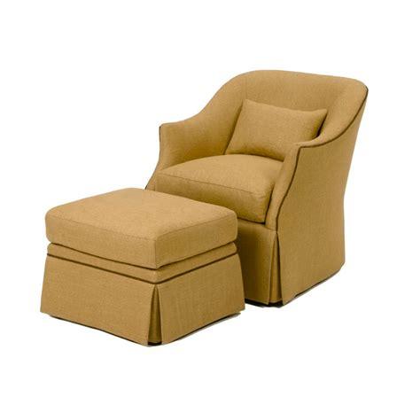wesley hall  austen chair    austen ottoman ohio hardwood furniture