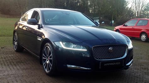 jaguar xf 2 door jaguar xf 2 0d 180 portfolio diesel automatic 4 door
