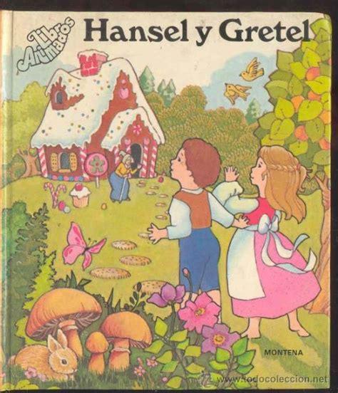 libro hansel y gretel hansel and hansel y gretel libro animado montena 1979 comprar libros de cuentos en todocoleccion
