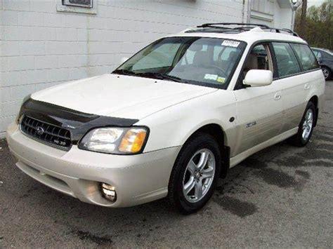 2004 subaru outback h6 3 0 l l bean edition wagon subaru colors
