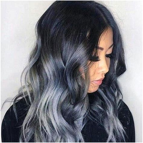 hair color put your picture 25 best ideas about grey ombre hair on pinterest grey