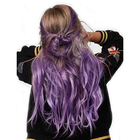 purple permanent hair color l or 233 al colorista washout purple hair colour