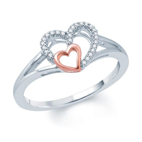 accent promise ring from zales rings