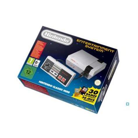 nintendo classic console console nintendo classic mini nes console de jeux de