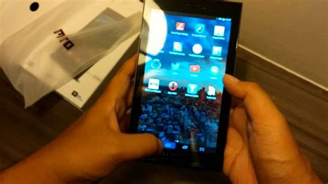 Tablet Mito unboxing mito tablet t80
