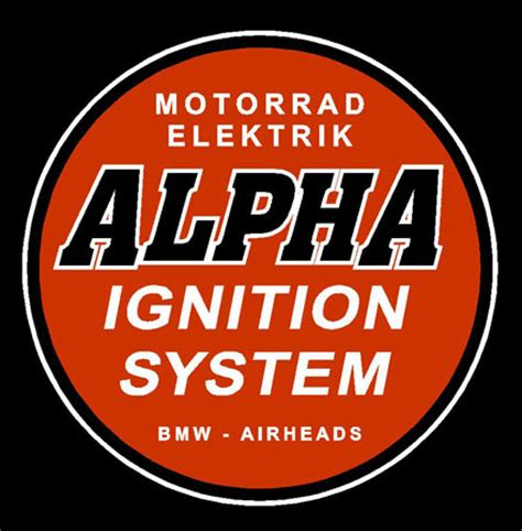 Motorrad Elektrik Alpha Ignition by Motorrad Elektrik Replacement Starters Airheads 1977 1995