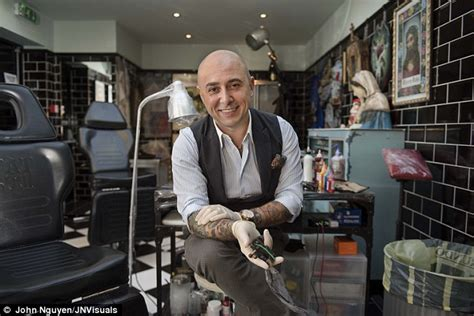 tattoo a family business the strange rise of middle class tattoos daily mail online