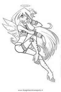 Angel Friends Raf Coloring Pages Sketch Page sketch template