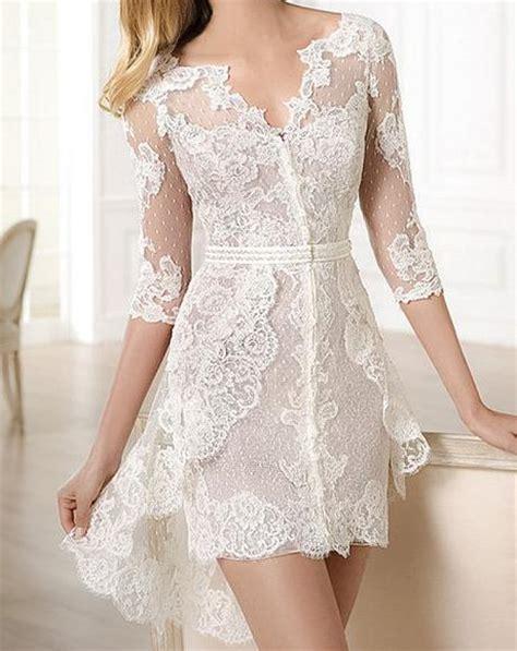 imagenes vestidos de novia para boda civil impactantes vestidos de novia cortos para boda civil de