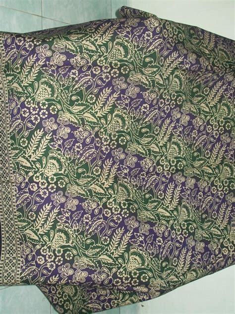 Batik Sarimbit Gradasi Doby Cap kain batik murah asli dan batik cap gradasi dengan