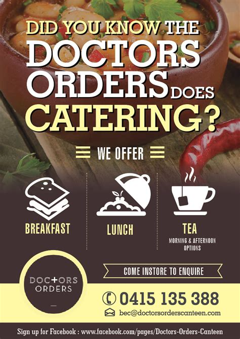 design poster for cafe modern professional poster design for rebecca tingay by