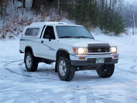 1994 Toyota Tacoma Buy Used 1994 Toyota Tacoma 4wd Dlx Standard Cab Custom