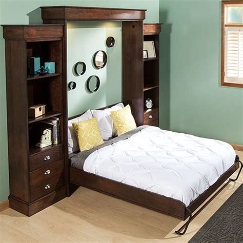 murphy bed kit queen queen size deluxe murphy bed kit vertical desertcart