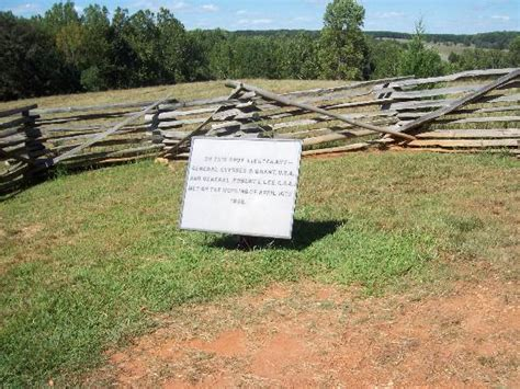 what happened at the appomattox court house appomattox court house national park picture of appomattox court house national