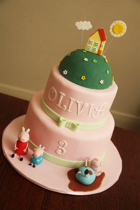 peppa pug cake how to make a peppa pig cake