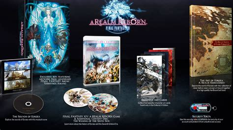 Kaset Ps4 Xiv The Complete Edition xiv reborn august 27 gets another collector s edition kotaku australia