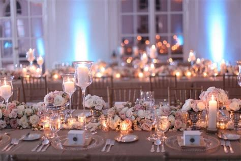 table decor for 35 gorgeous vintage wedding table decorations