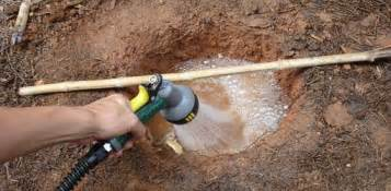 yard drainage solutions for ac condensation drain runoff today s homeowner