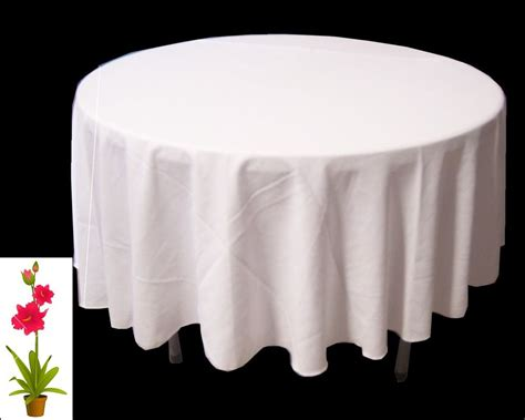 tablecloth for 36 inch table 36 quot inch polyester tablecloth table cover cloth