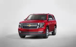 Chevrolet Suv 2015 2015 Chevrolet Tahoe Suv 5