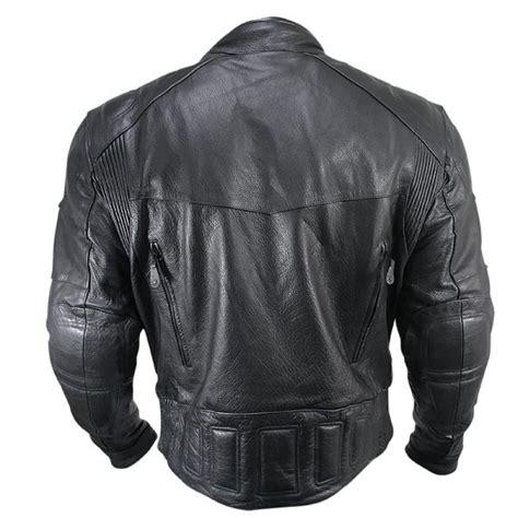Cowhide Jacket Multi Pocket Mens Cowhide Leather Motorcycle Jacket
