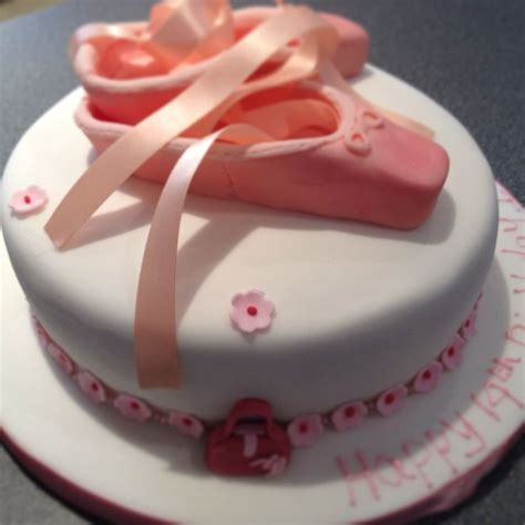 Balet Shoes Birthday Cakes pointe shoe cake birthday shoe cakes