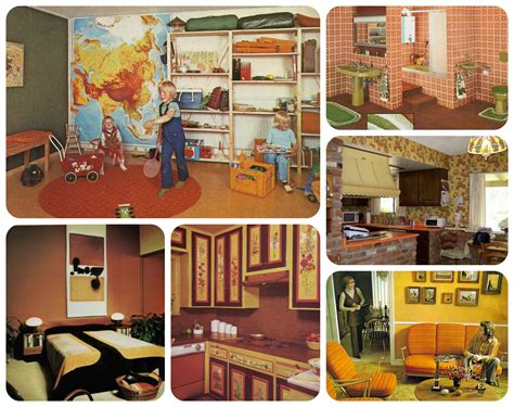 house and home interiors home d 233 cor trends 50 s 60 s and 70 s adams homes