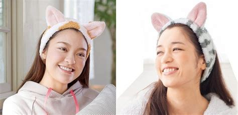Mimi Does Japan by Japan Trend Shop Neko Mimi Mofumofu Headband