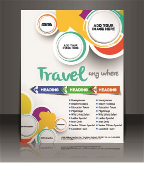 business flyer design vector free download business flyer and brochure cover design vector 22 free