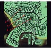 Gta 5 Gauntlet Locations Map