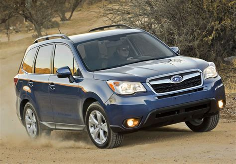 which subaru is best subaru forester review the best small suv thanks to