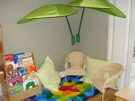 Reading Area From All Day Family Daycare Preschool In Reading Area