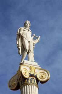 Greek God Statue Apollo Greek God Statue Apollo Is The Greek God Of Sun