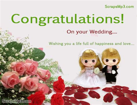 Wedding Wishes For Your Friend by Wedding Greetings Wedding Images Wedding Gif