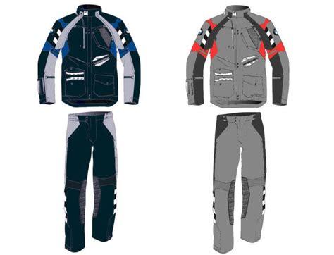 Motorradbekleidung Von Bmw by Neuheiten 2016 Ab 03 16 Bmw Motorradanzug Rallye