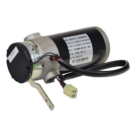 Golden Companion motor brake assembly for the golden companion i ii
