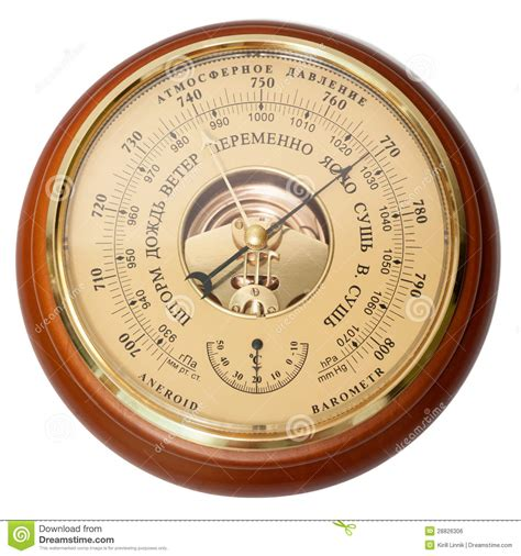 how to use the aneroid barometer i comparisons in the field ii experiments in the workshop iii upon the use of the aneroid barometer in iv recapitulation classic reprint books russian vintage aneroid barometr stock photo image 28826306