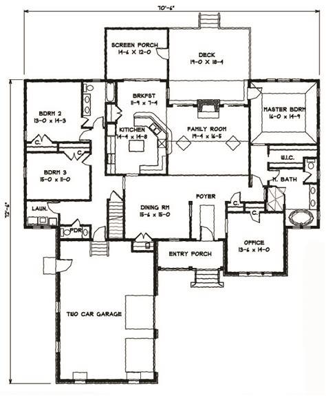 the waltons house floor plan the walton gmf architects house plans gmf architects