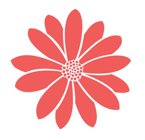 flower stencil template 16 inch wall stencil flower pattern by woodencreatives