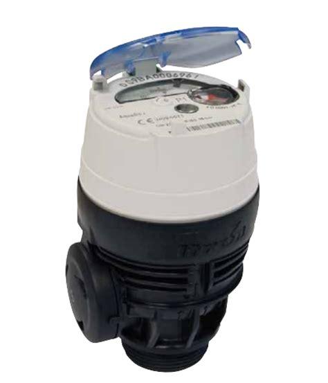Water Meter Itron 1 1 2 quot itron aquadis volumetric manifold water meter cold composite itron