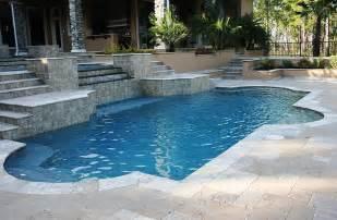 Unique Backyard Pools Unique Inground Pools Studio Design Gallery Best