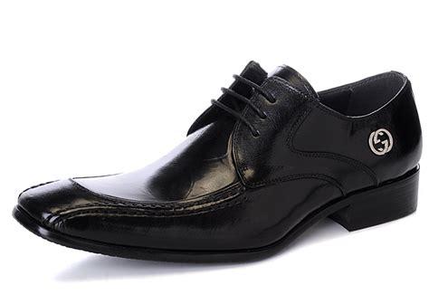 gucci dress shoes black