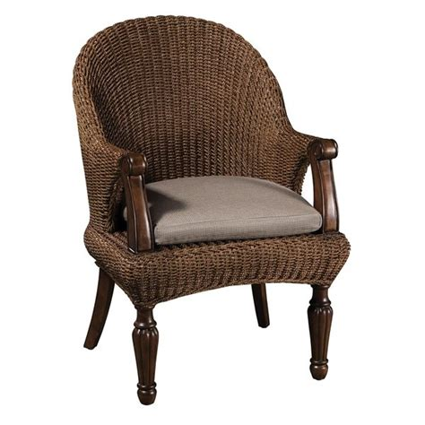 Seagrass Armchair by Furniture 68 066 American Journal Seagrass Arm
