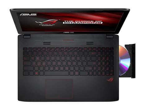 Laptop Asus Rog Gl552jx spesifikasi fitur dan harga laptop asus rog gl552jx