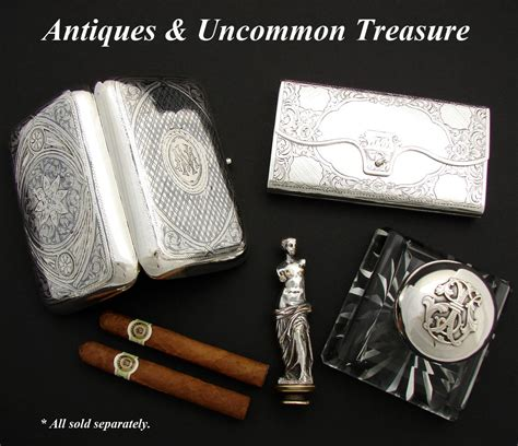 how to find treasures in russia and not antique russian sterling silver cigar 6 oz itska