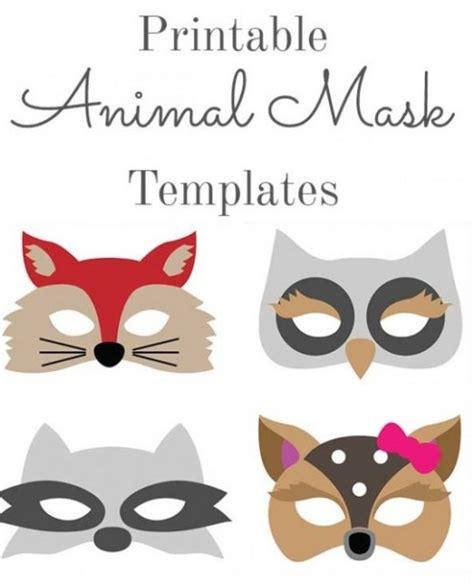 printable animal eye masks diy eye mask tutorial for sleep or parties hubpages
