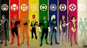 green lantern ring colors which corps are you in unleash your inner lantern
